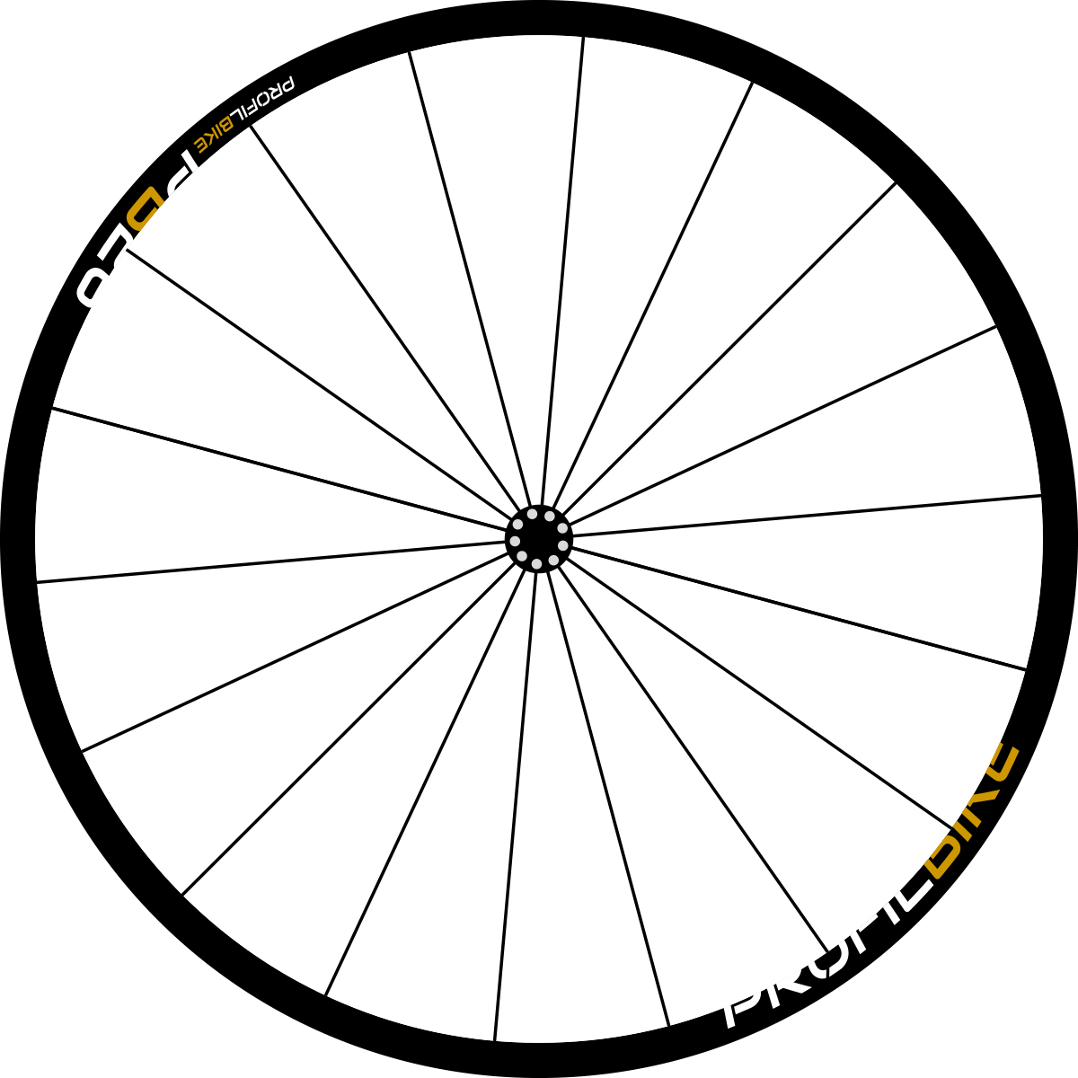 Profilbike PB26 ALU DISC design or