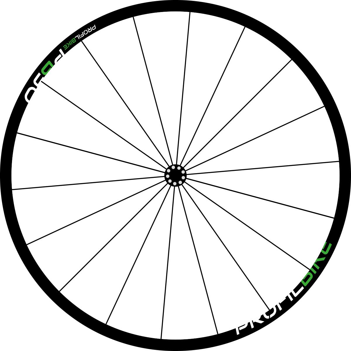 Profilbike PB30 ALU design vert