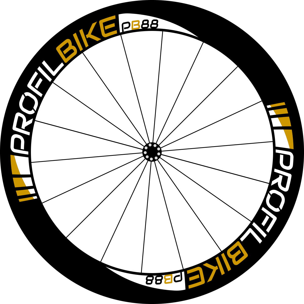 Profilbike PB88 CARBON DISC design or