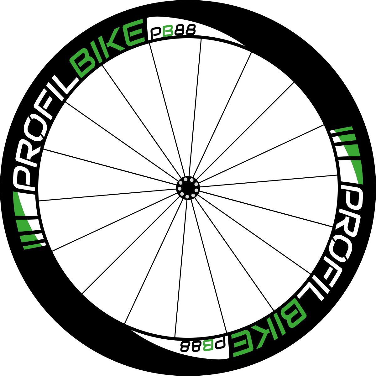 Profilbike PB88 CARBON design vert