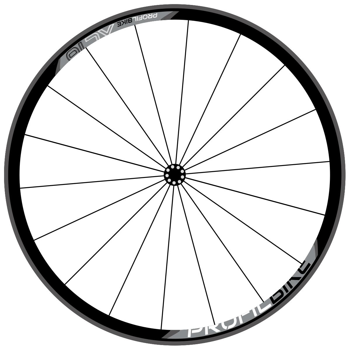 Profilbike XC16 design argent