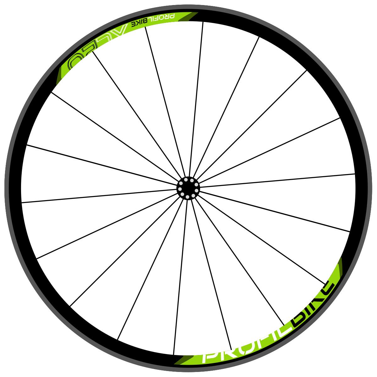Profilbike XC20 design vert